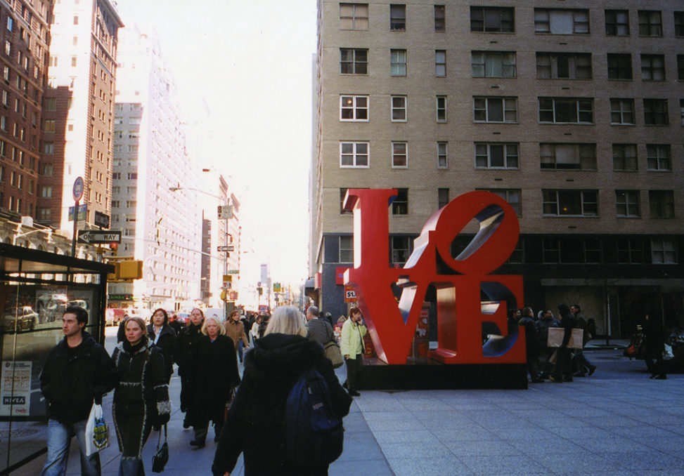 6th Avenue LOVE
