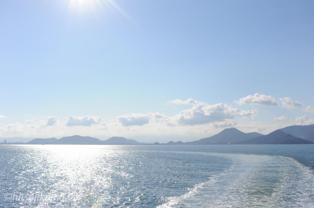 カメラマン小林直行 瀬戸内国際芸術祭 直島の自然風景1