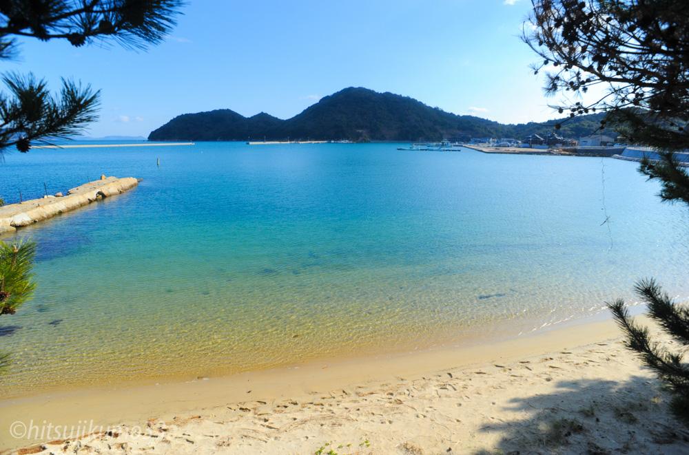 カメラマン小林直行 瀬戸内国際芸術祭 直島の自然風景7