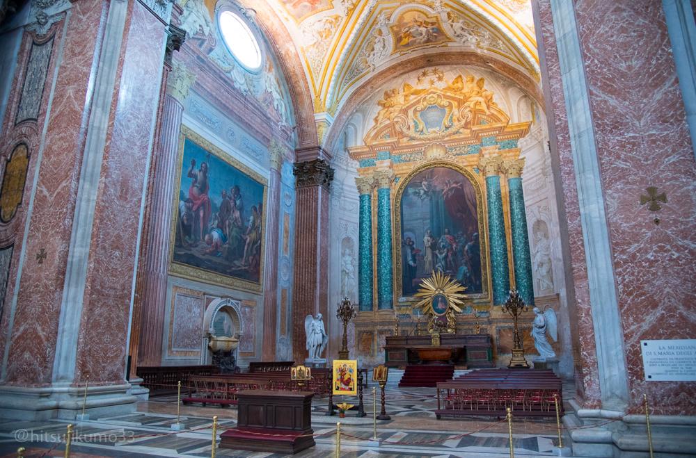 サンタ・マリア・デリ・アンジェリ教会