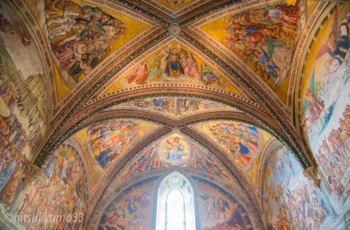 サン・ブリツィオ礼拝堂 オルヴィエート