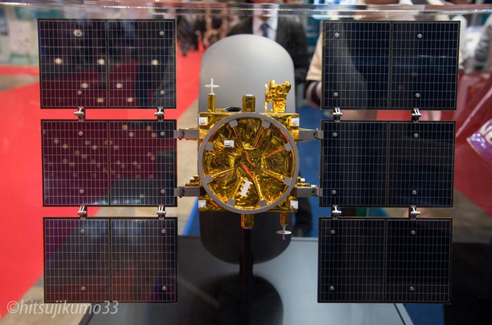 人工衛星2 小林直行
