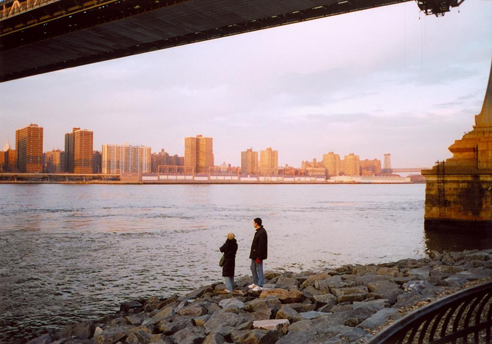 小林直行 カメラマン/写真 Manhattan Bridge