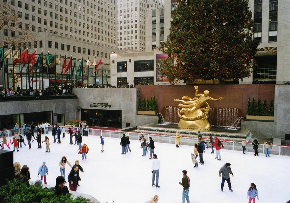 小林直行 カメラマン/写真 Rockefeller Center